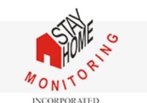Stay home logo 1